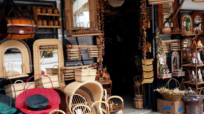 The National Exhibition Of Tunisian Handicrafts